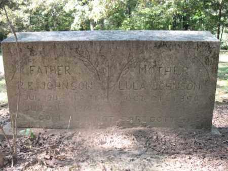 JOHNSON, R E - Cross County, Arkansas   R E JOHNSON - Arkansas Gravestone Photos