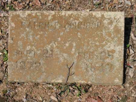 JOHNSON, RALPH F. - Cross County, Arkansas | RALPH F. JOHNSON - Arkansas Gravestone Photos