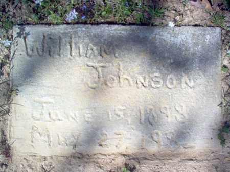 JOHNSON, WILLIAM - Cross County, Arkansas | WILLIAM JOHNSON - Arkansas Gravestone Photos