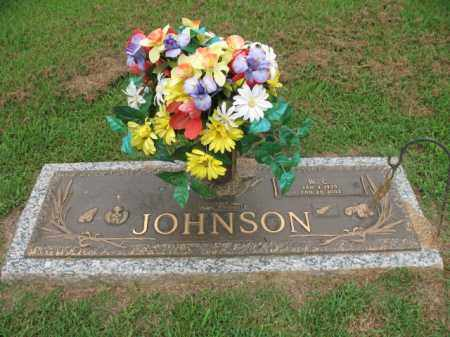 JOHNSON, W C - Cross County, Arkansas | W C JOHNSON - Arkansas Gravestone Photos