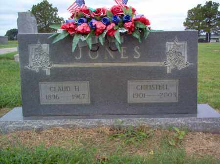 JONES, CHRISTELL - Cross County, Arkansas | CHRISTELL JONES - Arkansas Gravestone Photos