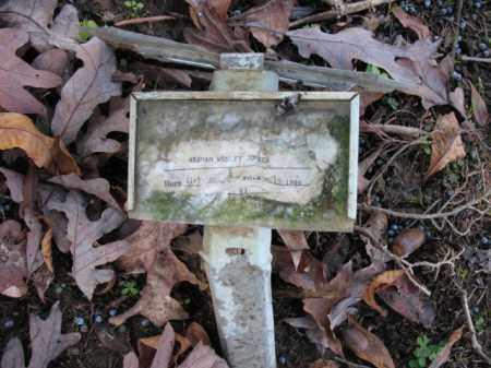 """JONES, HERMAN WESLEY  """"TINKER"""" - Cross County, Arkansas   HERMAN WESLEY  """"TINKER"""" JONES - Arkansas Gravestone Photos"""