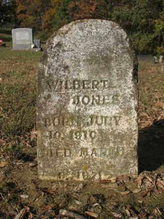 JONES, WILBERT - Cross County, Arkansas | WILBERT JONES - Arkansas Gravestone Photos