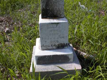 LEWELLEN, J. F. - Cross County, Arkansas | J. F. LEWELLEN - Arkansas Gravestone Photos