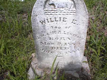 LEWELLEN, WILLIE E. - Cross County, Arkansas | WILLIE E. LEWELLEN - Arkansas Gravestone Photos