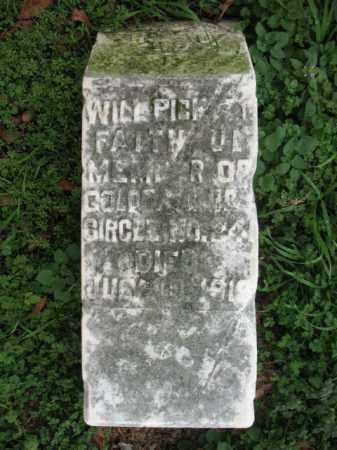 PICKETT, WILL - Cross County, Arkansas | WILL PICKETT - Arkansas Gravestone Photos