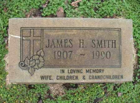 SMITH, JAMES H - Cross County, Arkansas   JAMES H SMITH - Arkansas Gravestone Photos