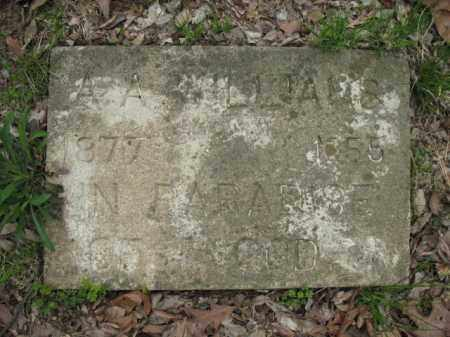 WILLIAMS, A A - Cross County, Arkansas | A A WILLIAMS - Arkansas Gravestone Photos