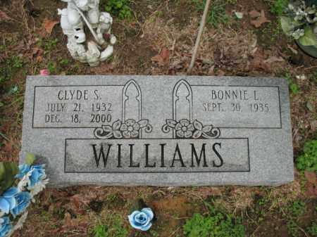 WILLIAMS, CLYDE S - Cross County, Arkansas | CLYDE S WILLIAMS - Arkansas Gravestone Photos