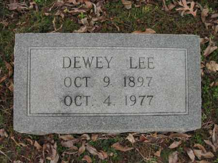 WILLIAMS, DEWEY LEE - Cross County, Arkansas | DEWEY LEE WILLIAMS - Arkansas Gravestone Photos