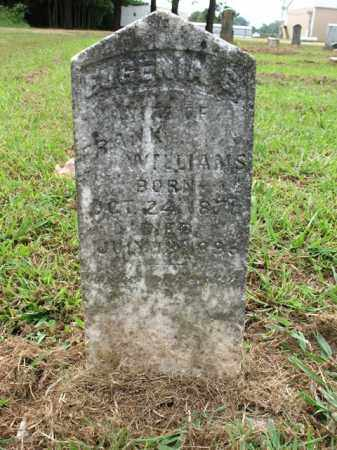 WILLIAMS, EUGENIA S - Cross County, Arkansas | EUGENIA S WILLIAMS - Arkansas Gravestone Photos