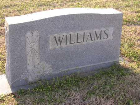 WILLIAMS, FAMILY MEMORIAL - Cross County, Arkansas | FAMILY MEMORIAL WILLIAMS - Arkansas Gravestone Photos