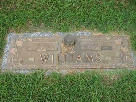 WILLIAMS, PAULINE VERA - Cross County, Arkansas | PAULINE VERA WILLIAMS - Arkansas Gravestone Photos