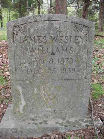 WILLIAMS, JAMES WESLEY - Cross County, Arkansas | JAMES WESLEY WILLIAMS - Arkansas Gravestone Photos