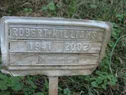 WILLIAMS, ROBERT - Cross County, Arkansas   ROBERT WILLIAMS - Arkansas Gravestone Photos