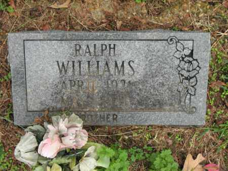 WILLIAMS, RALPH - Cross County, Arkansas | RALPH WILLIAMS - Arkansas Gravestone Photos