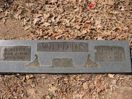 WILLIAMS, ROBERT E - Cross County, Arkansas | ROBERT E WILLIAMS - Arkansas Gravestone Photos