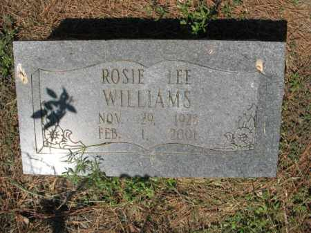 WILLIAMS, ROSIE LEE - Cross County, Arkansas | ROSIE LEE WILLIAMS - Arkansas Gravestone Photos