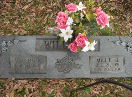 WILLIAMS, VERNON R - Cross County, Arkansas | VERNON R WILLIAMS - Arkansas Gravestone Photos
