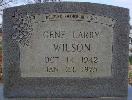 WILSON, GENE LARRY - Cross County, Arkansas   GENE LARRY WILSON - Arkansas Gravestone Photos