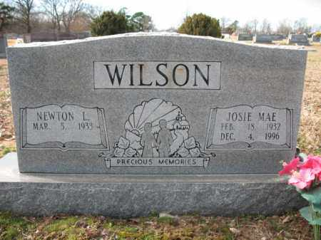 WILSON, JOSIE MAE - Cross County, Arkansas | JOSIE MAE WILSON - Arkansas Gravestone Photos
