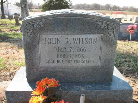 WILSON, JOHN R - Cross County, Arkansas | JOHN R WILSON - Arkansas Gravestone Photos