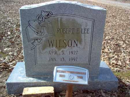 WILSON, ROBERT E LEE - Cross County, Arkansas   ROBERT E LEE WILSON - Arkansas Gravestone Photos