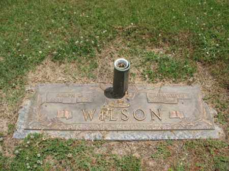 WILSON, RALPH W - Cross County, Arkansas | RALPH W WILSON - Arkansas Gravestone Photos
