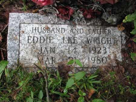 WRIGHT, EDDIE LEE - Cross County, Arkansas | EDDIE LEE WRIGHT - Arkansas Gravestone Photos