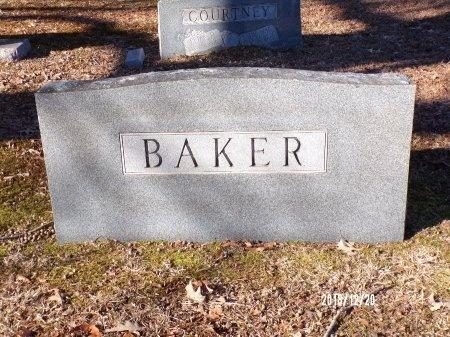 BAKER, MEMORIAL - Dallas County, Arkansas | MEMORIAL BAKER - Arkansas Gravestone Photos