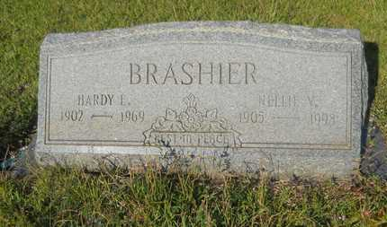BRASHIER, HARDY E - Dallas County, Arkansas | HARDY E BRASHIER - Arkansas Gravestone Photos