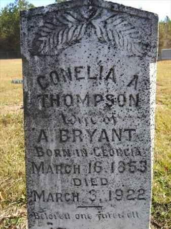 BRYANT, CONELIA A - Dallas County, Arkansas | CONELIA A BRYANT - Arkansas Gravestone Photos
