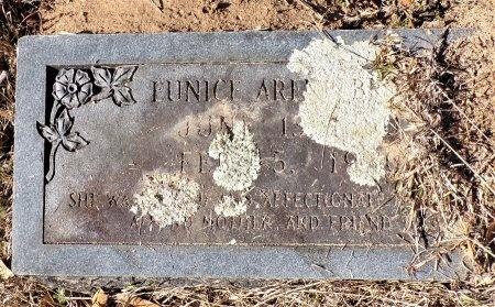 BRYANT, EUNICE ARENE - Dallas County, Arkansas   EUNICE ARENE BRYANT - Arkansas Gravestone Photos
