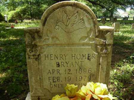 BRYANT, HENRY HOMER - Dallas County, Arkansas   HENRY HOMER BRYANT - Arkansas Gravestone Photos