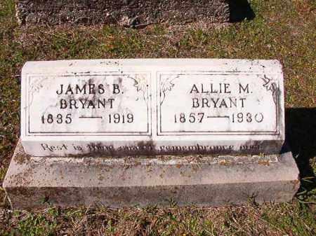 BRYANT, JAMES B - Dallas County, Arkansas   JAMES B BRYANT - Arkansas Gravestone Photos