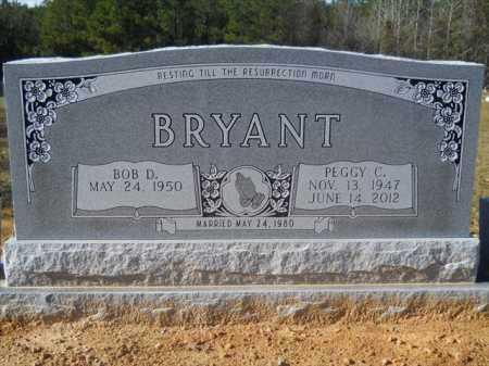 BRYANT, PEGGY C - Dallas County, Arkansas   PEGGY C BRYANT - Arkansas Gravestone Photos