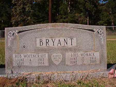 BRYANT, LOIS - Dallas County, Arkansas   LOIS BRYANT - Arkansas Gravestone Photos