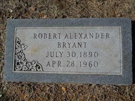 BRYANT, ROBERT ALEXANDER - Dallas County, Arkansas | ROBERT ALEXANDER BRYANT - Arkansas Gravestone Photos