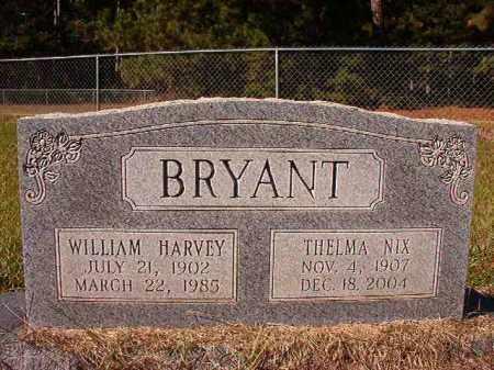 BRYANT, WILLIAM HARVEY - Dallas County, Arkansas | WILLIAM HARVEY BRYANT - Arkansas Gravestone Photos