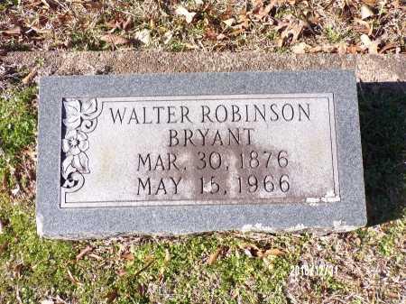 BRYANT, WALTER ROBINSON - Dallas County, Arkansas | WALTER ROBINSON BRYANT - Arkansas Gravestone Photos