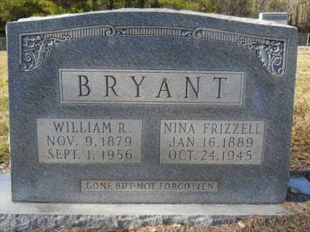BRYANT, WILLIAM R - Dallas County, Arkansas | WILLIAM R BRYANT - Arkansas Gravestone Photos