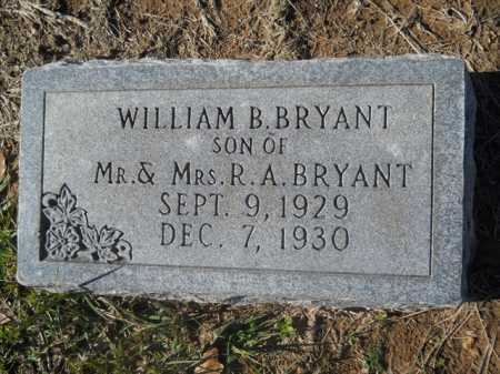 BRYANT, WILLIAM B - Dallas County, Arkansas   WILLIAM B BRYANT - Arkansas Gravestone Photos