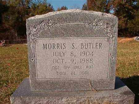 BUTLER, MORRIS S - Dallas County, Arkansas | MORRIS S BUTLER - Arkansas Gravestone Photos