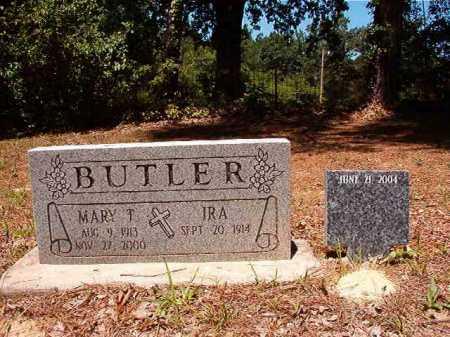 BUTLER, IRA - Dallas County, Arkansas | IRA BUTLER - Arkansas Gravestone Photos