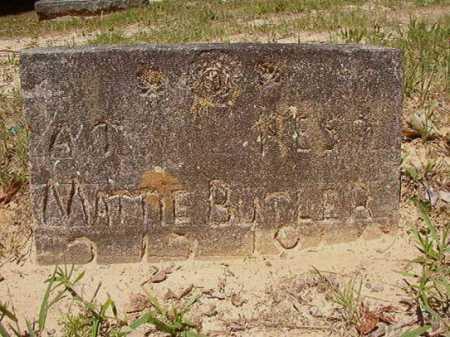 BUTLER, MATTIE - Dallas County, Arkansas | MATTIE BUTLER - Arkansas Gravestone Photos