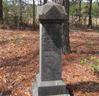 ALBERTIE CROWDER, ANNIE - Dallas County, Arkansas | ANNIE ALBERTIE CROWDER - Arkansas Gravestone Photos