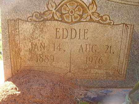 CROWDER, EDDIE - Dallas County, Arkansas | EDDIE CROWDER - Arkansas Gravestone Photos