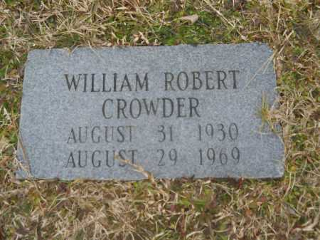 CROWDER, WILLIAM ROBERT - Dallas County, Arkansas | WILLIAM ROBERT CROWDER - Arkansas Gravestone Photos