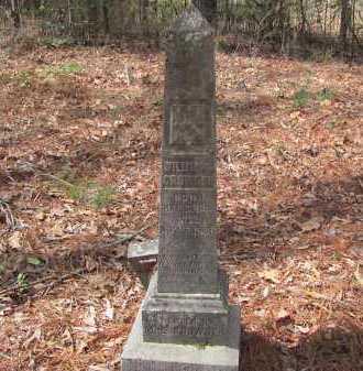 CROWDER, WILLIAM A - Dallas County, Arkansas   WILLIAM A CROWDER - Arkansas Gravestone Photos