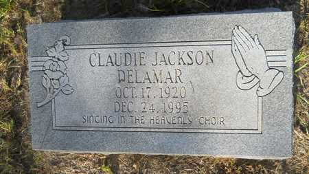 DELAMAR, CLAUDIE - Dallas County, Arkansas | CLAUDIE DELAMAR - Arkansas Gravestone Photos